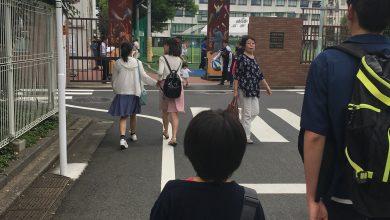 文化祭見学(本郷中学校)