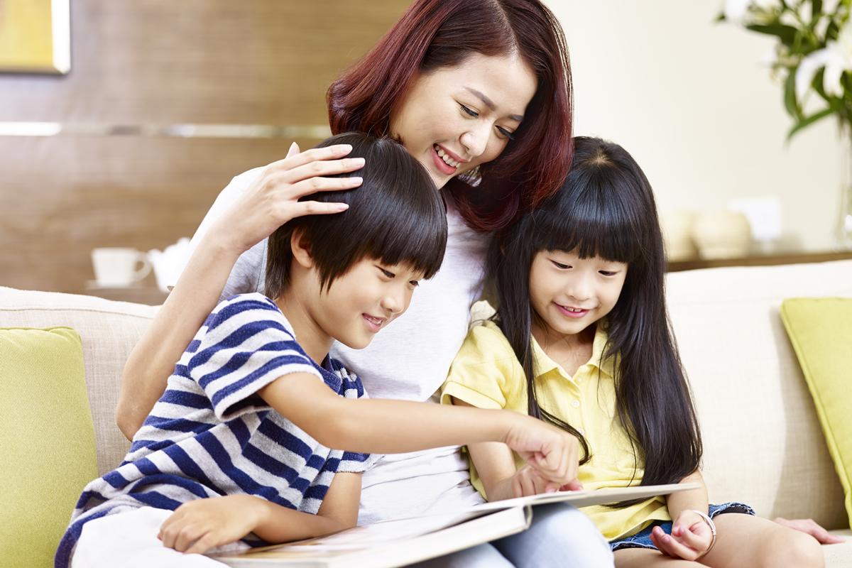 子どもの能力を最大限に伸ばすためには、まず環境づくりを